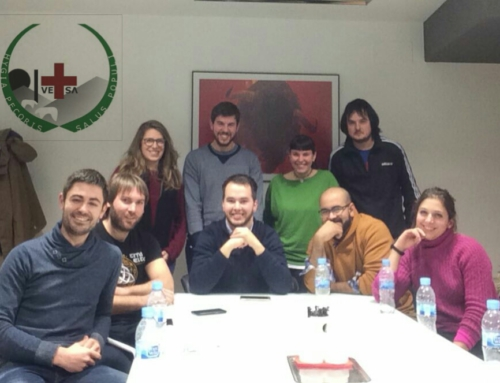 Vuelta al trabajo de la Comisión de Jóvenes Veterinarios de Salamanca