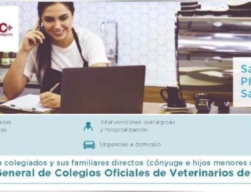 CONVENIO MSC PARA VETERINARIOS. (2 meses gratis con SANITAS)