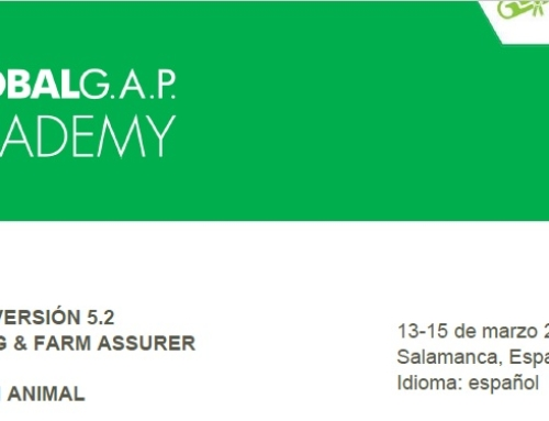 GLOBAL G.A.P CAPACITY BUILDING & FARM ASSURER WOKSHOP (13-15 de Marzo)