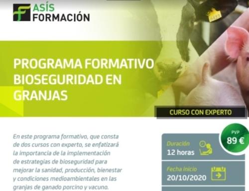Formación en bioseguridad en granjas de ganado