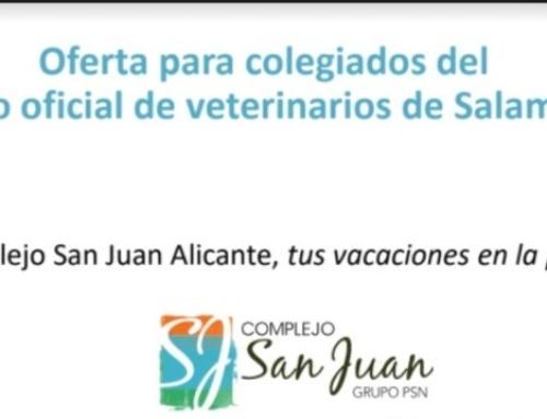 Convenio San Juan Alicante (Vacaciones de Playa)