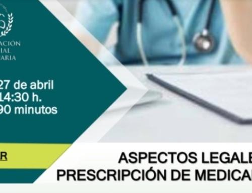 """Seminario: """"Aspectos legales en la prescripción de medicamentos"""""""