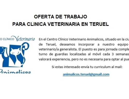 Centro Clínico Animalicos Teruel